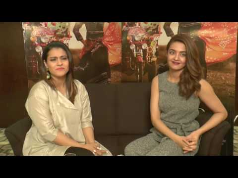 Parched Movie  | Kajol And Surveen Chawla Interview