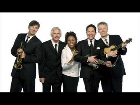 The Christmas Song - (Feat. Peter White, David Benoit, Rick Braun & Brenda Russell) - Dave Koz