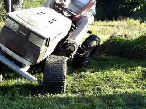 The Craftsman Crawler: Test Drive #2