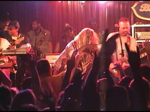 George Clinton & P-Funk  B B Kings NYC 2003