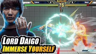Not only Arcade Edition but Daigo is on fire as well! The first CPT...