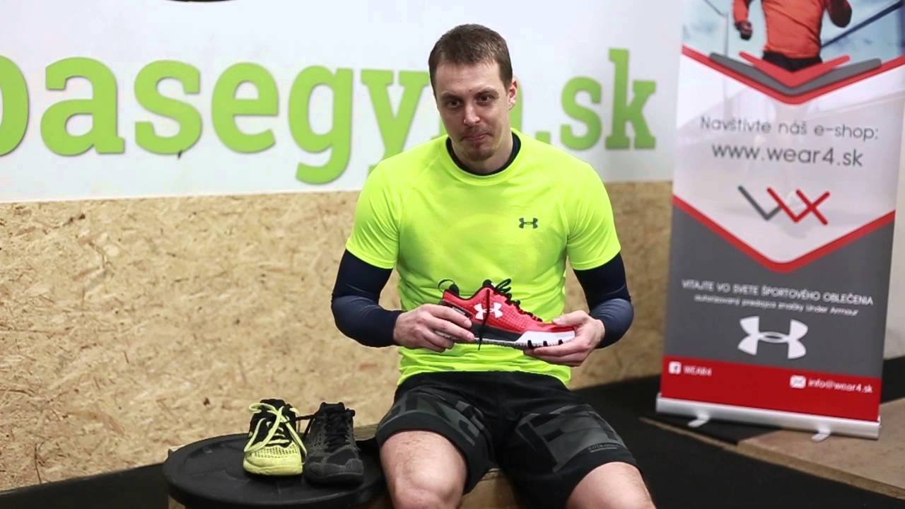 compilar Acercarse tambor  CHARGED ULTIMATE   Under Armour - YouTube