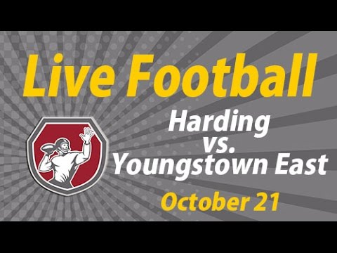 Warren G. Harding Raiders vs. Youngstown East Panthers