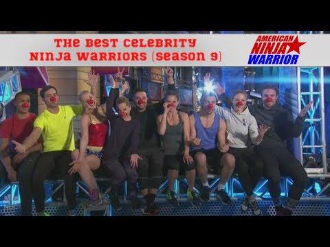 The Best Celebrity Ninja Warriors (American Ninja Warrior)