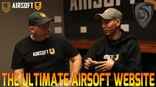 THE ULTIMATE AIRSOFT DATABASE AIRSOFT C3 INTERVIEW- SPARTAN117GW