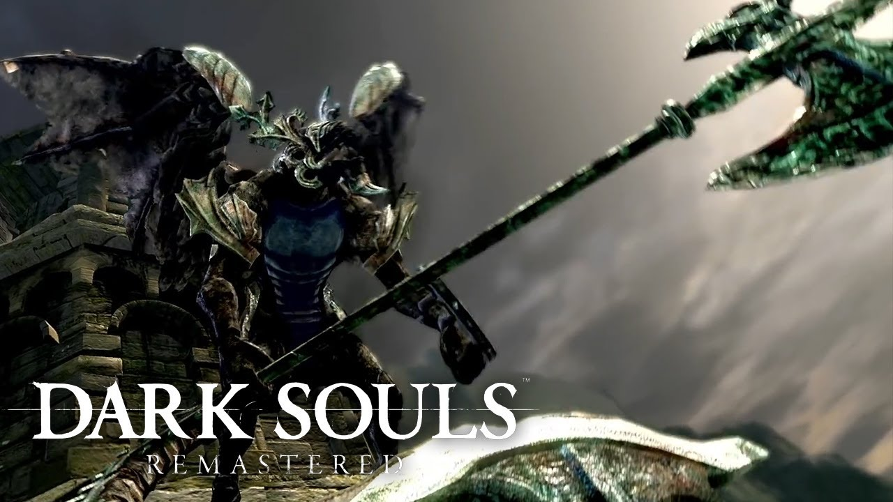 Dark Souls  Remastered   Gameplay Trailer   YouTube Dark Souls  Remastered   Gameplay Trailer