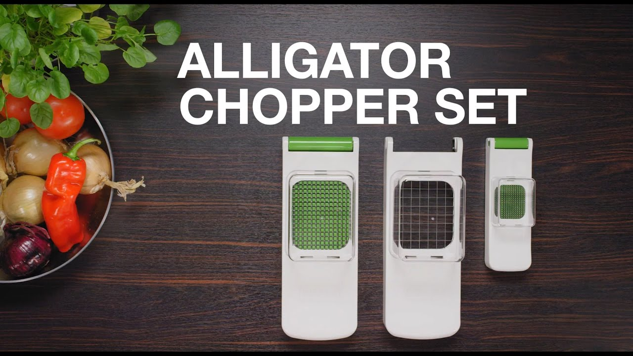 Populära Alligator Chopper Set - YouTube OT-22
