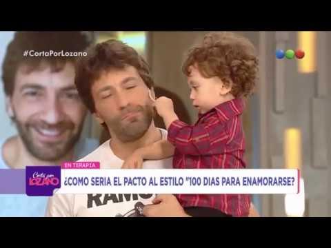 Gustavo y Felix Conti - Corta por Lozano (Telefe) 14/05/2018