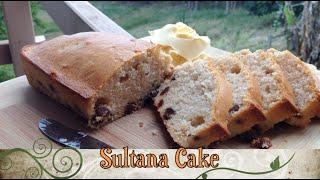 Sultana Butter Cake Cheekyricho Thermochef Tutorial