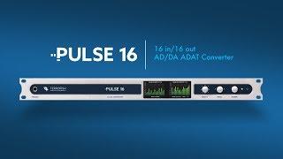Ferrofish Pulse 16 AD/DA converter