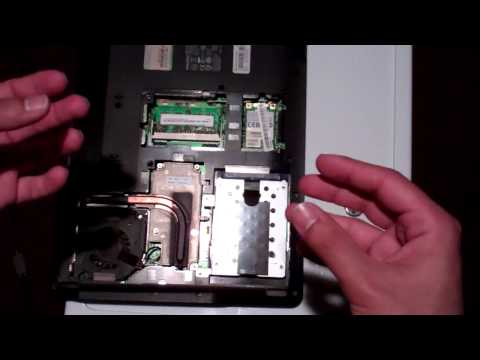 How to possibly fix a laptop that will turn on but will not beep & not display anything on screen