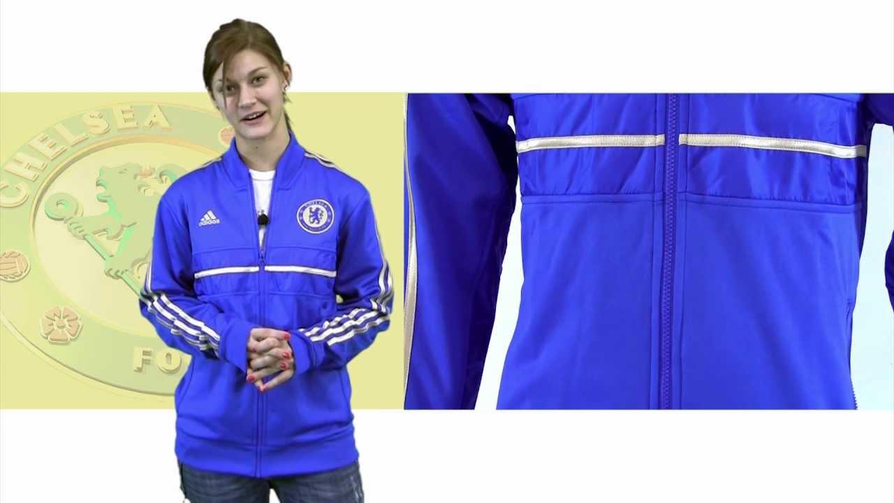 adidas Chelsea 12/13 Chelsea adidas Anthem Jacket Video 9833 Review bacacbe - amningopskrift.website