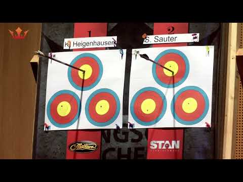 Kings of Archery 2017 - Compound Woman finals