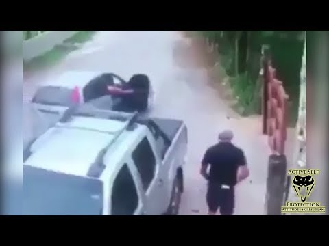 Prepared Defender Takes it to Attackers | Active Self Protection