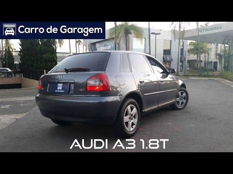 2004 Audi A3 1.8T 150cv: Apresentação e impressões, acelerações na pista e mais