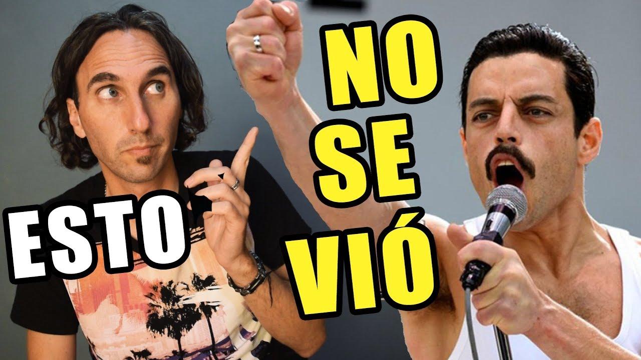 """Ver 10 increíbles historias de Queen que NO aparecen en la película """"Bohemian Rhapsody"""" en Español"""