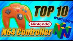 TOP 10 Nintendo 64 Controller N64 (Seltenheit + Preis) [German]