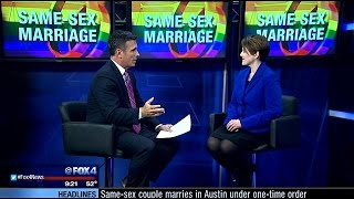 Attorney talks state s first legal same-sex marriage