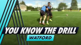 Wrestling and Finishing | You Know The Drill - Watford with Troy Deeney