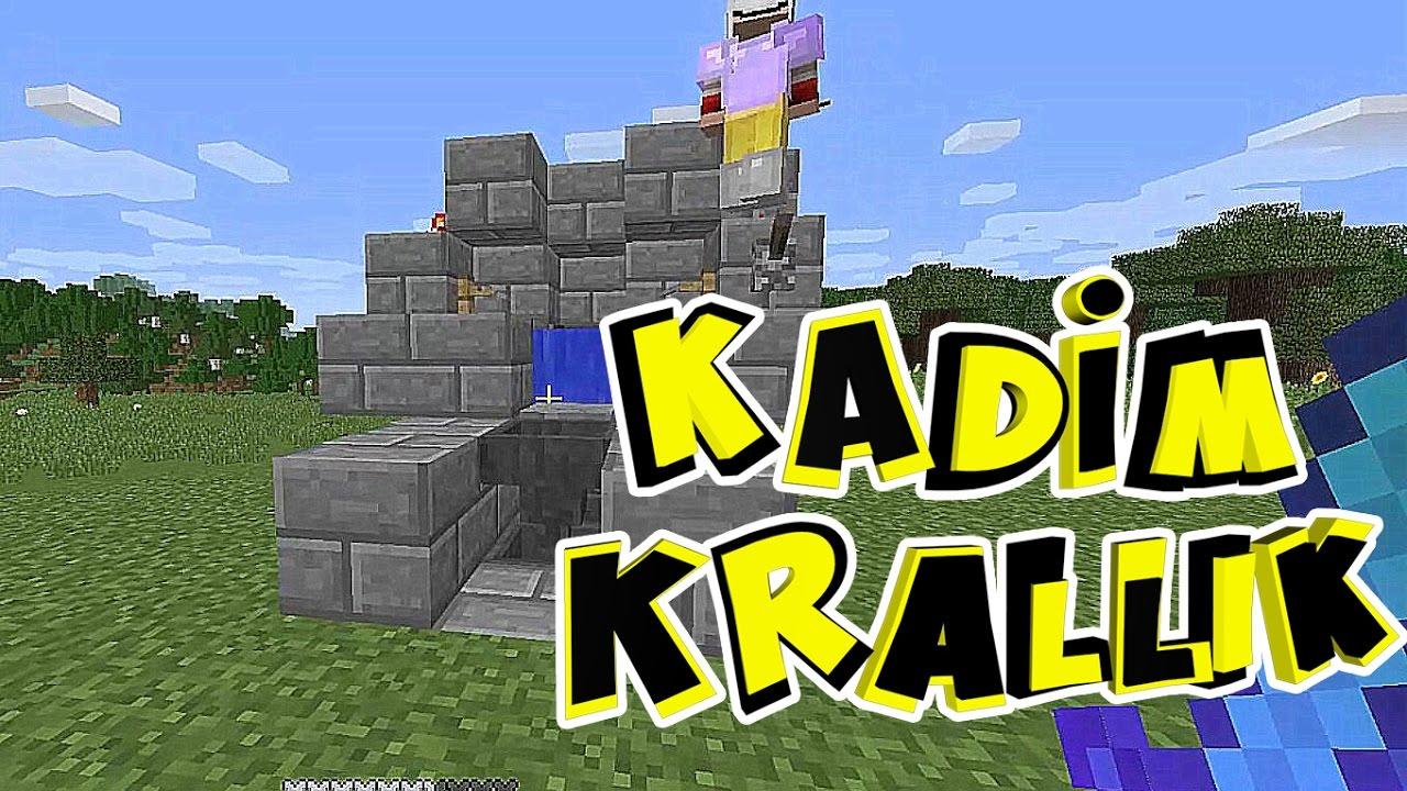 ARNOR KRALI İLE DÖRDÜNCÜ KAT !!!   Minecraft: Kadim Krallık   Bölüm 177