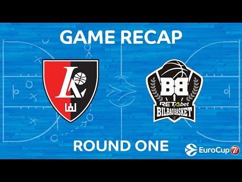Highlights: Lietuvos Rytas Vilnius-Retabet Bilbao Basket