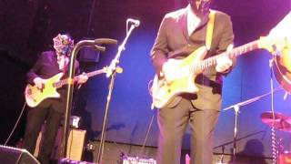 "NICK LOWE w/ LOS STRAITJACKETS -- ""CRUEL TO BE KIND"""