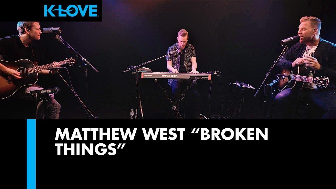 Matthew West songs, lyrics, bio, videos - Positive