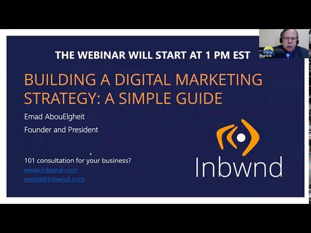 DIY: 6 Simple Steps to Build a Digital Marketing Strategy