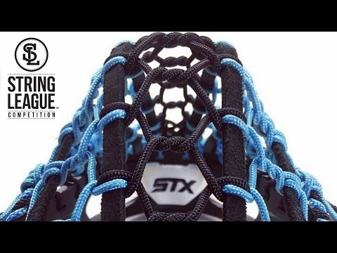 Multi-transition Traditional Lacrosse Pocket | String League Season 2 Finale