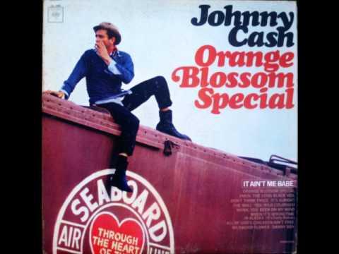 Johnnny Cash-Wildwood Flower