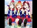 [Aqours] Bokura no Hashittekita Michi wa... Karaoke with lyrics