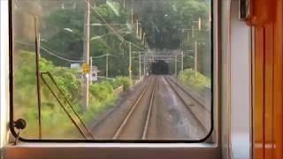 JR九州815系No26編成 日豊本線 大分⇒柳ヶ浦(始発列車) 前面展望動画