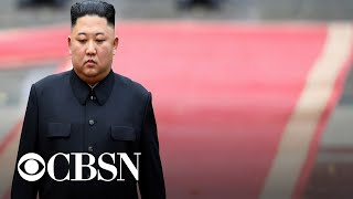 """Kim Jong Un warns of """"new strategic weapon"""" and ends self-imposed suspension of nuclear tests"""