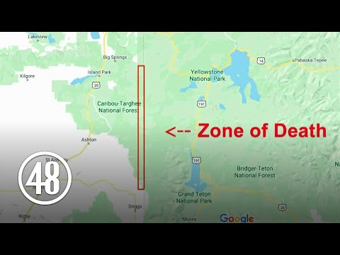 """Can you get away with murder in Yellowstone's  """"Zone of Death?"""""""