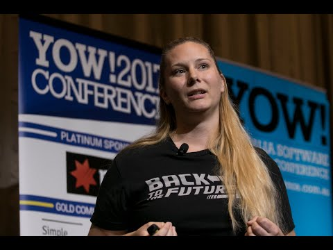 YOW! 2017 Julie Pitt - Machines that Learn Through Action: The Future of AI