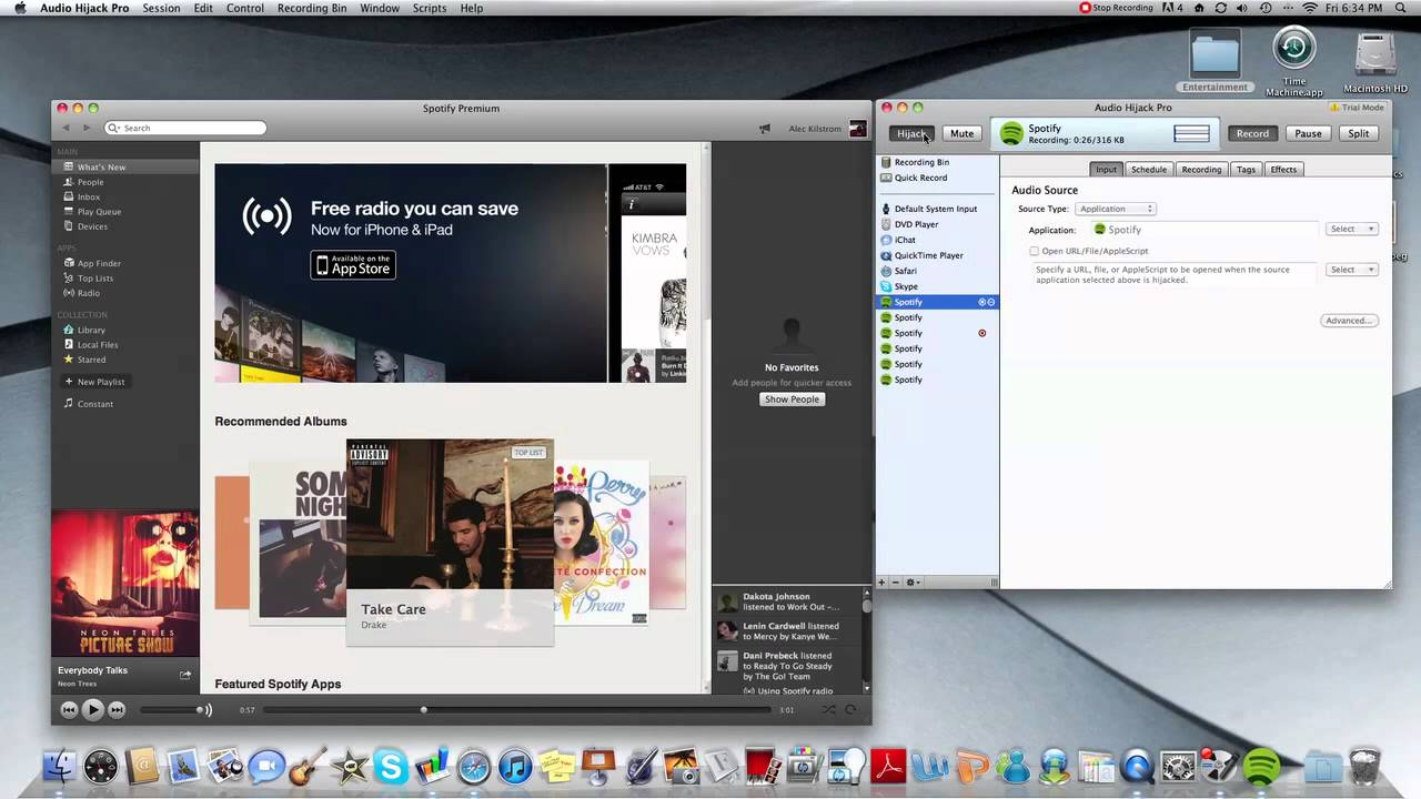 download spotify songs to itunes mac