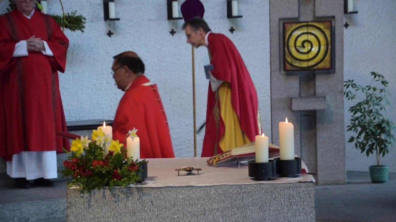 Palmsonntag Gottesdienst