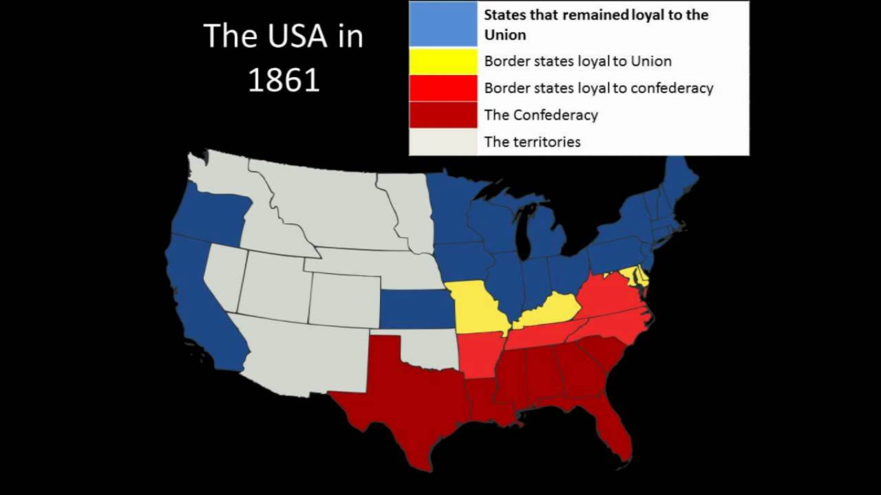 9. Causes of the American Civil War - The Crisis Deepens