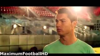 Cristiano Ronaldo Funny Best Commercials EVER! 2005 2015