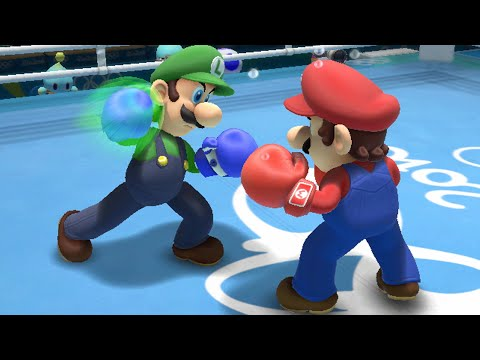 Mario and Sonic at the Rio 2016 Olympic Games - All Events (