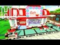Lego Friends Cafe Game Full HD