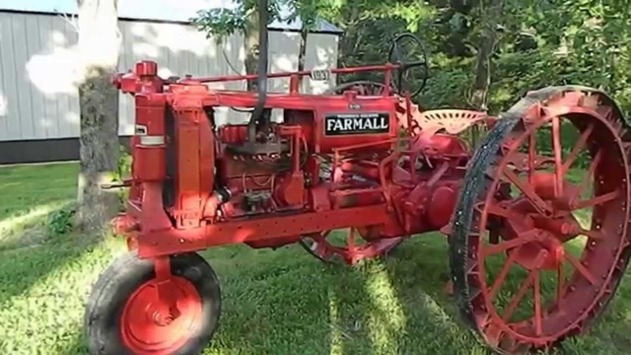 Farmall F 12 : Farmall f youtube