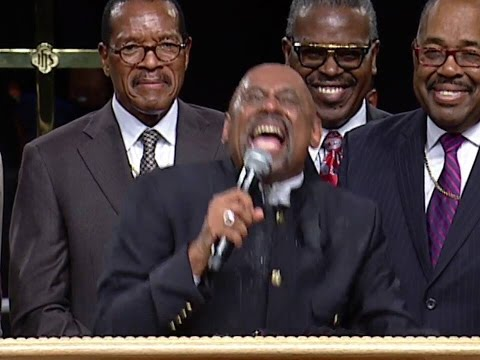 Bishop Paul S. Morton At COGIC Holy Convocation HD! Countdown To The 109th