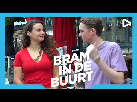 'Een sekstape van Famke Louise en Monica Geuze' - Bram In De Buurt | SLAM!