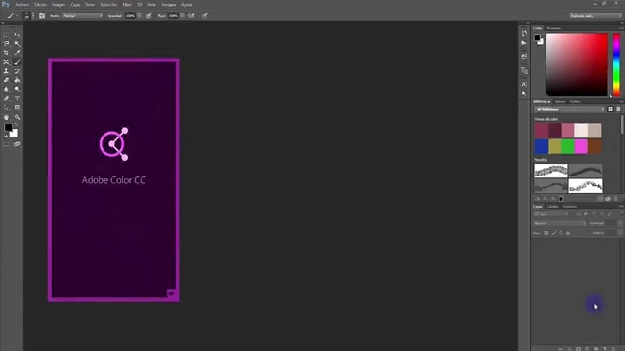 Color adobe online - Tutorial App Adobe Color Cc