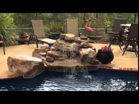RicoRock Texas 2-Step Waterfall Kit