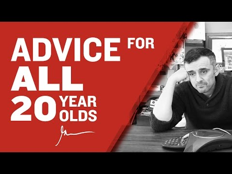 The Ultimate Advice For Every 20 Year Old