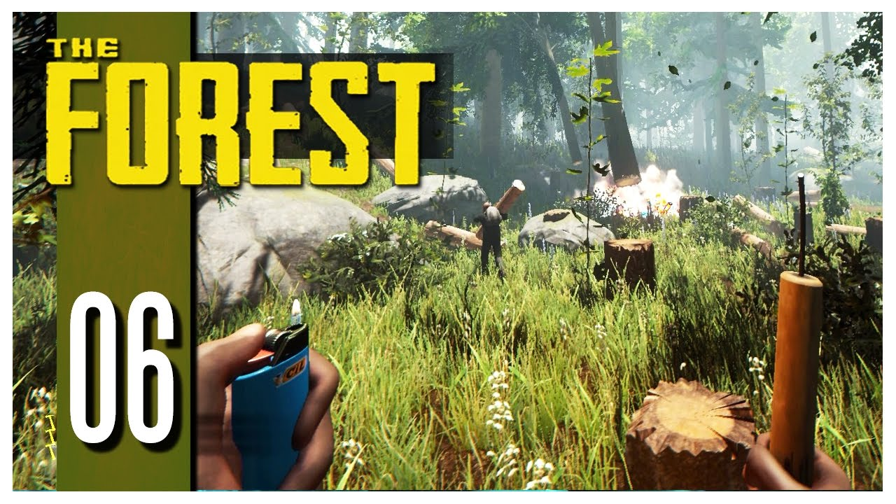The Forest Dynamite