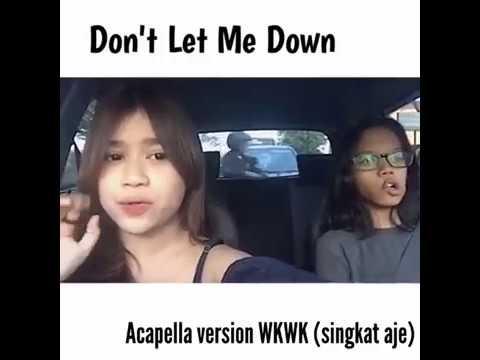 Bianca Jodie - Don't Let Me Down