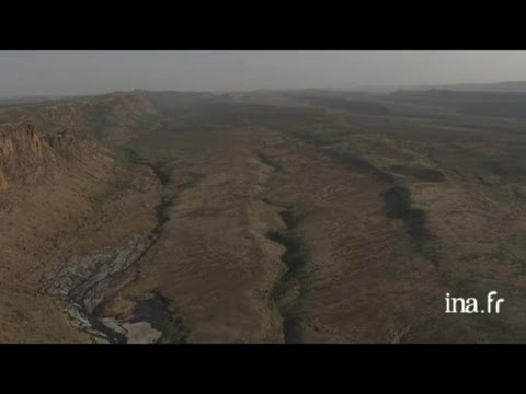 Kenya : Rift et lac Magadi